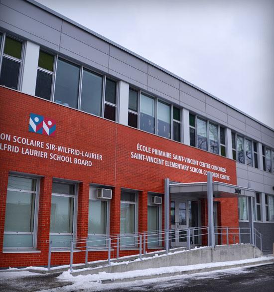 École Primaire Saint-Vincent Centre Concorde